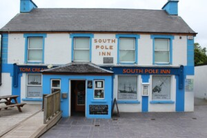 The south Pole Inn, Annascaul, kerry.