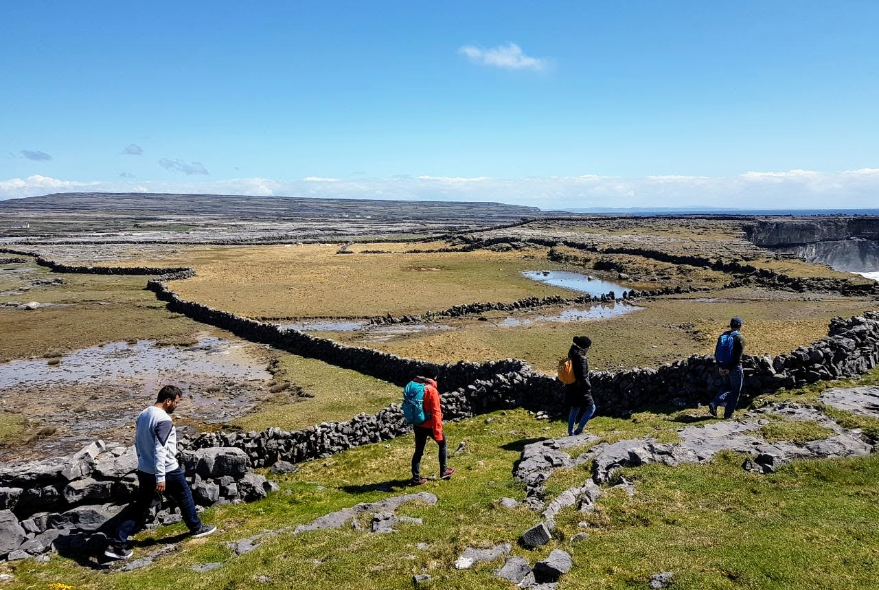 Day 6 – The Aran Islands and the Connemara Coast